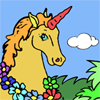 Mythical Unicorn