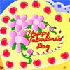 Valentine Cake Decor