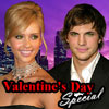 Valentine's Day Movie – Jessica Alba & Ashton Kutcher