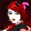 Vampire Christina Dressup