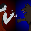 Vampires vs Werewolves: TicTacToe