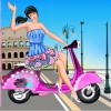 Vespa Girl Dress Up
