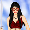 Warrior Girl Dressup
