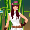 Wild Safari Girl Game