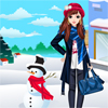 Winter with My Family Dress Up