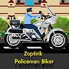Zoptirik Policeman Biker