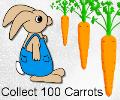 Collect 100 Carrots